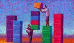 Financial Portfolio Blocks