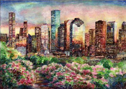 Houston in Bloom