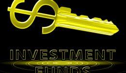 Investment Funds Means Stock Market 3d Illustration