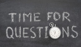 dreamstime_m_101079050 TIME FOR QUESTIONS