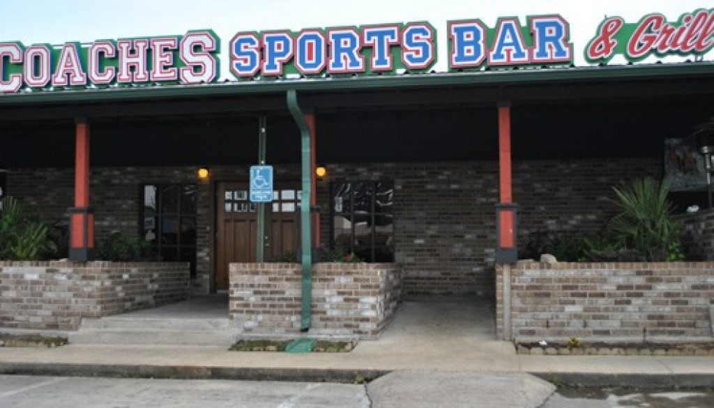 Coaches Sports Bar and Grill