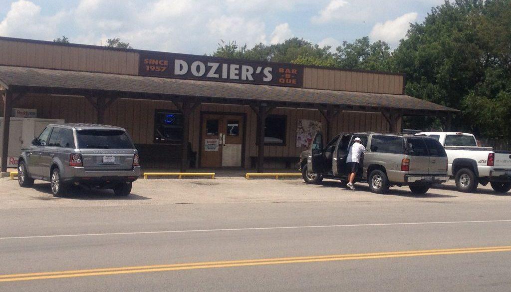 Doziers BBQ